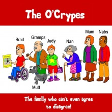 The O'Crypes blog